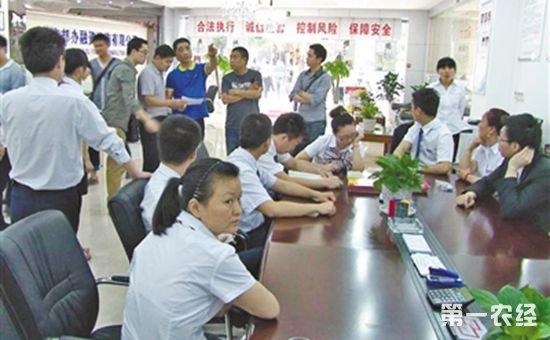 """广州破获一宗集资诈骗案:鼓吹""""绿色农业"""" 实为集资诈骗"""