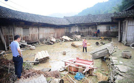 <b>山西陕西局部地区遭暴雨袭击 导致4000余人受灾</b>