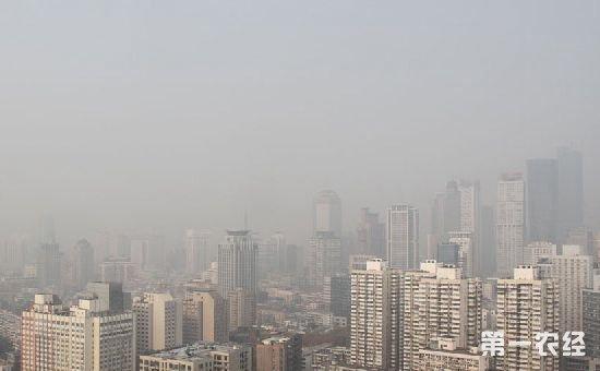 环保部发布1~8月份全国空气质量状况