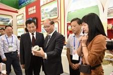 第十五届中国国际农产品交易会开幕,江西省组团参展