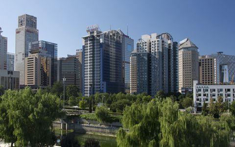 北京政府召开发布会 解读新版北京城市总规