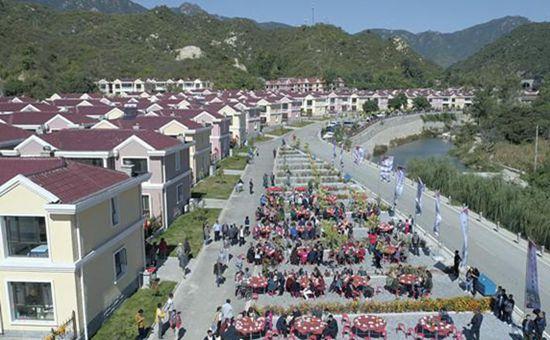 北京市延庆区铁炉村新农村改造工作圆满完成