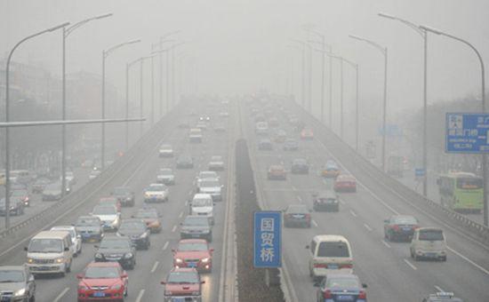 山东今晨继续发布大雾黄色预警 8地仍有浓雾天气