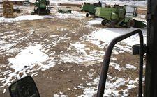 内蒙古甘肃局部地区遭受雪灾 直接经济损失达600万余元