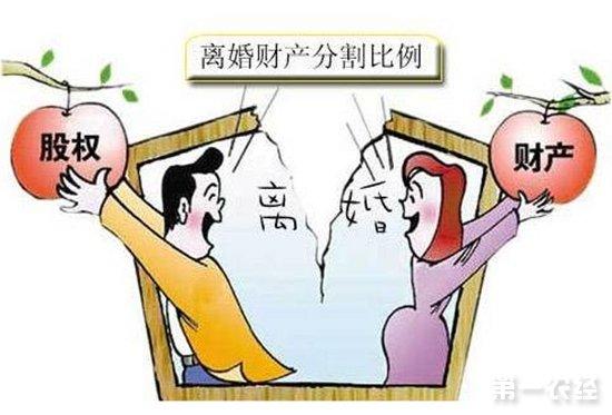 A股再现天价离婚案:赵薇大嫂可分走唐德影视5.2亿