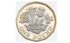 旧版1英镑硬币退出历史舞台 英国民众旧币购物忙