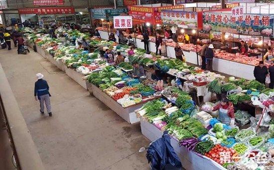 北京岳各庄市场三季度农产品价格分析