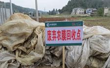甘肃创新农膜回收利用机制 全省废旧地膜回收利用率达78.6%