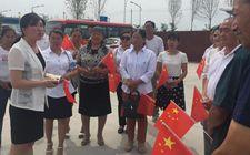"""内蒙古乌苏市刘家庄子村:""""访惠聚""""工作队促农业增效农民增收"""