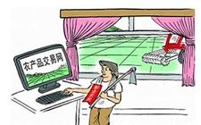 """惠农物流电商打通安徽宣庄村""""最后一公里"""""""