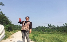 妇女代表丁大书:务工回乡创办家庭农场 推动妇女就业增收致富