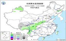 未来几日青藏高原东部将有降温雨雪天气 东南沿海持续大风天气