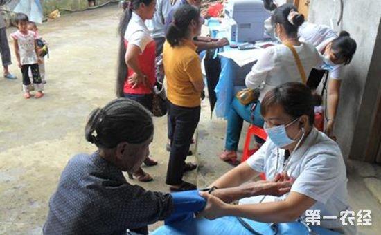 河北临西县:安排6000多万元医疗救助金 为32万农民免费体检