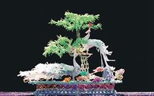 浙江温州非物质文化遗产之一——苍南矾塑