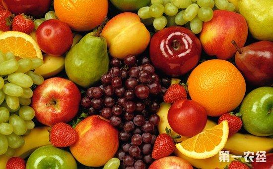 绍兴水果市场:时令水果陆续上市 价格回落空间较大