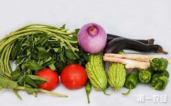 北京新发地市场一周蔬菜价格行情概述
