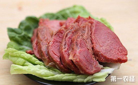 北京:熟牛肉检出瘦肉精  3批次不合格食品被通报