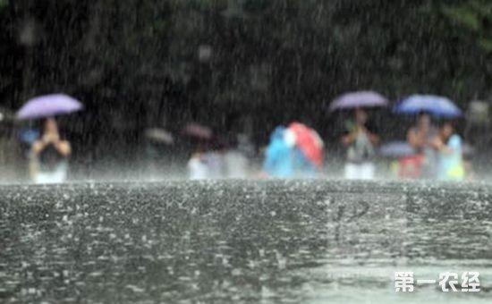 湖南省下周阴雨天气多 对农业生产不利需防范