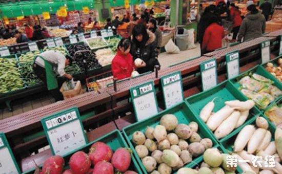 上周全国农产品市场价格指数比前一周下降0.3%