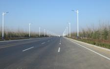 蒙文砚高速公路于15日通车 为两大贫困县打通一条物流大通道