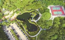 深圳宝安已完工立体绿化9000平方米
