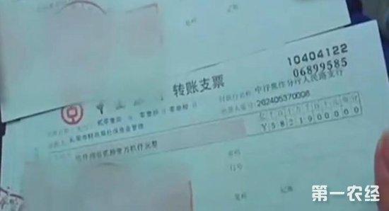 大学生捡到3亿支票 拾金不昧拒收答谢款图片