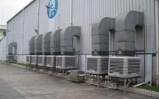 湿垫风机降温系统的工作原理是什么?