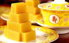 北京传统小吃:豌豆黄
