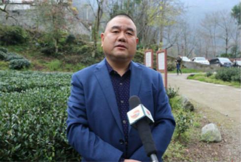 茶商郭文平:助农解决利益难题 带动乡亲共同致富