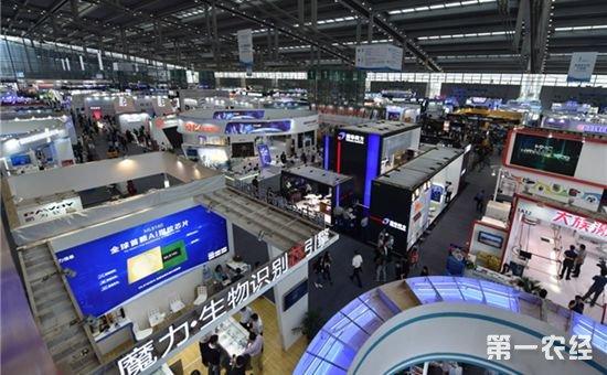 第十九届中国国际高新技术成果交易会在深圳开幕