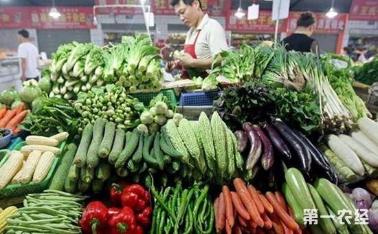 近年来浙江省农产品总体合格率一直领跑全国