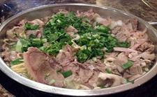 江苏苏州传统风味小吃:藏书羊肉
