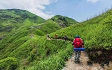 江西部分地区进入全国首批森林步道名单