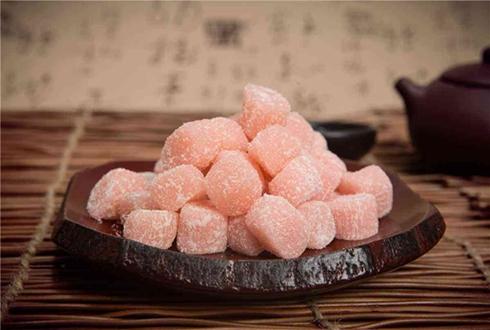 南浔名点——桔红糕|桔红糕的制作方法