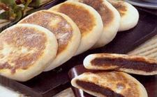 苏州地方传统名点:酒酿饼