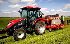 看现代农业机械如何玩转农田