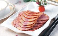 南京特色传统名菜:南京香肚