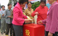 全国31个省份261个村庄村委会换届选举状况调查