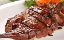 湖南益阳特色名菜:湖南酱板鸭