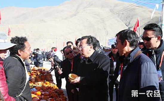 山南:雅砻物交会深受群众欢迎 成为促农增收的重要途径