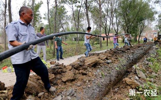 陕西省解决和改善264.71万群众的饮水安全问题