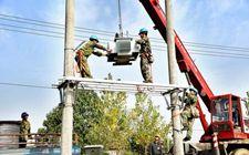 湖南省桂东县2017年脱贫攻坚农网升级改造工程已经圆满竣工