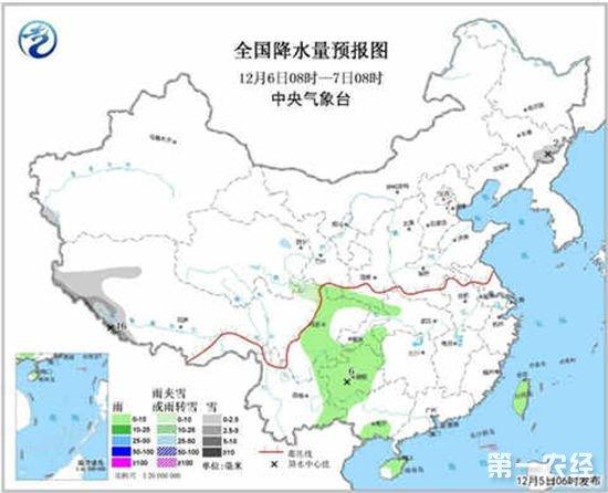 黄淮西部江汉江南中西部等地有霾 全国大部降水稀少