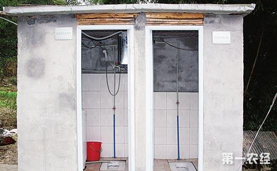 政府应进一步加强农村厕所革命财政支持力度 优化改厕农户补贴