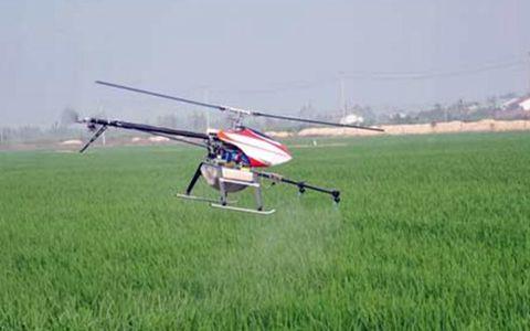 广东省将在明年率先推广流动式共享农用无人机服务站