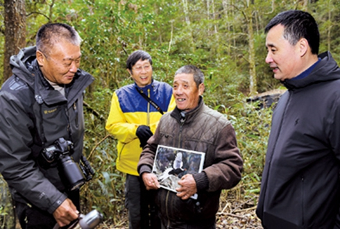 老农杨美林:引领村民走上生态观鸟致富之路