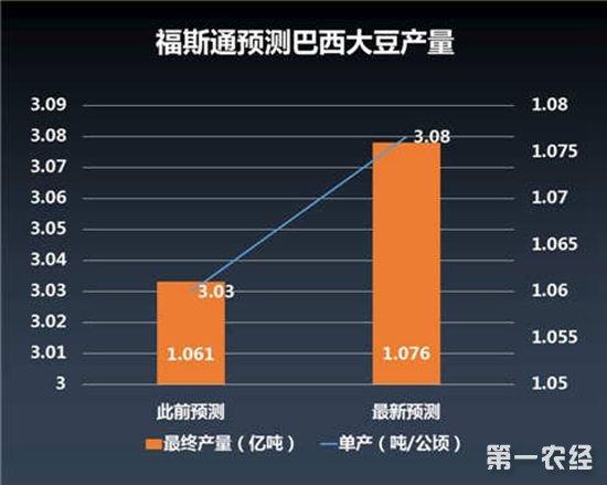 我国下半年大豆进口呈下降趋势