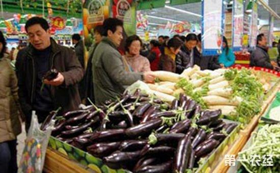上周全国食用农产品市场价格指数比前一周上涨0.8%