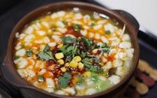 西北地区特有小吃:麻食
