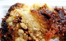 陕西特有传统风味小吃:甑糕